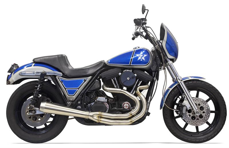 High Horsepower Road Rage 2into1 Stainless FXR System