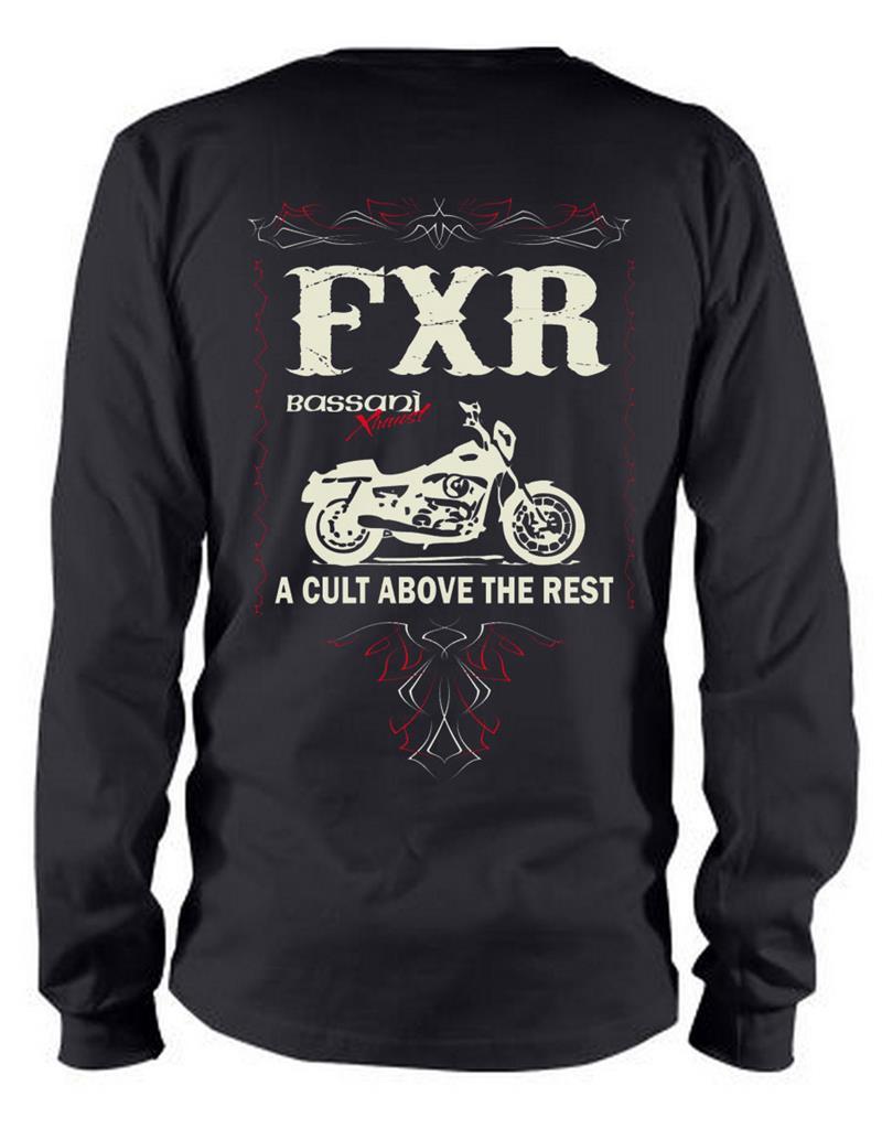 Fxr For Sale >> T-Shirt FXR Long Sleeve Black